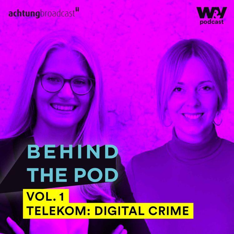 cover art for Deutsche Telekom: Digital Crime