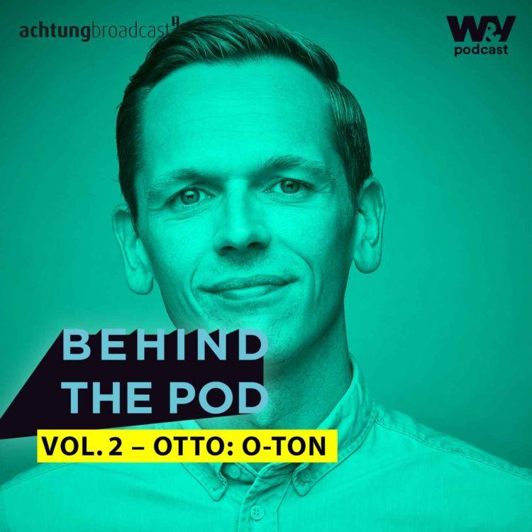 cover art for OTTO: O-TON