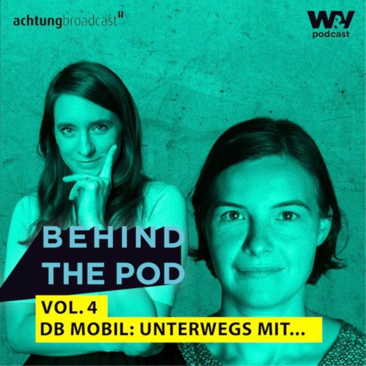 cover art for DB MOBIL: Unterwegs mit...