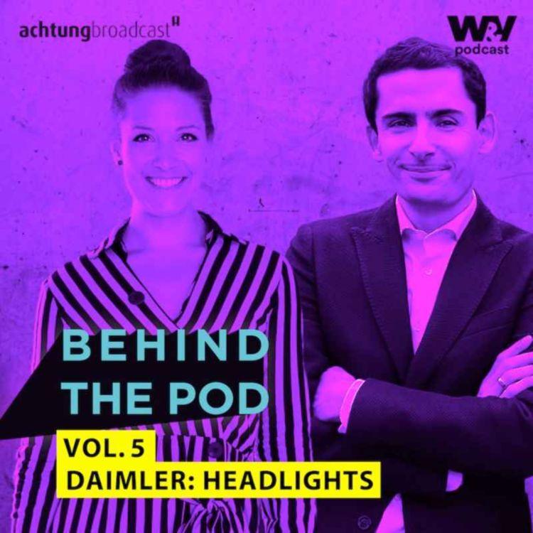 cover art for Daimler: HeadLights