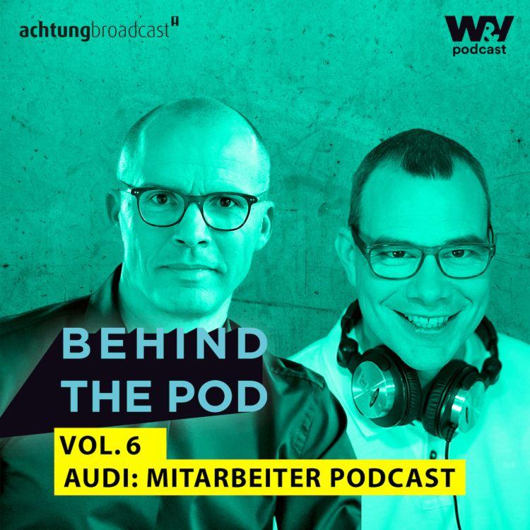 cover art for AUDI: Mitarbeiter-Podcast