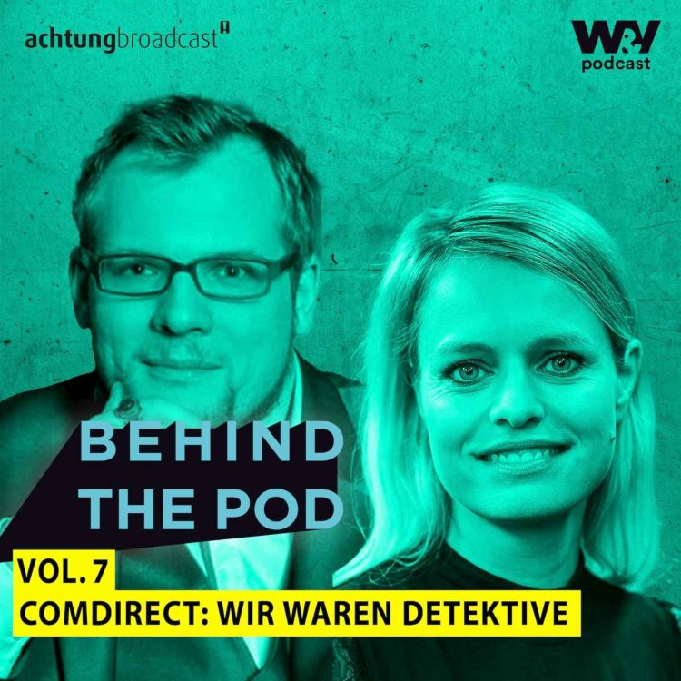 cover art for comdirect: Wir waren Detektive
