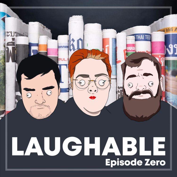 cover art for Episode Zero