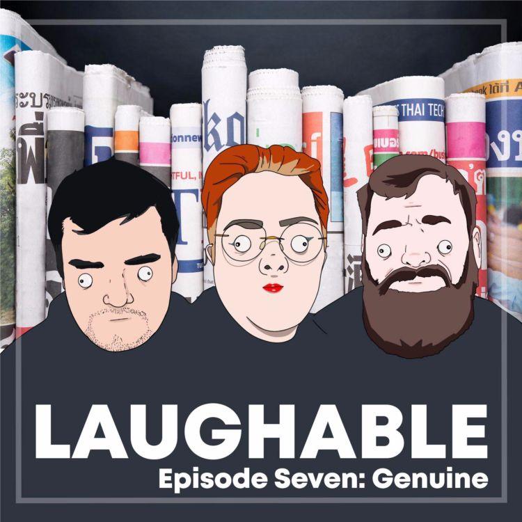 cover art for Episode Seven: Genuine