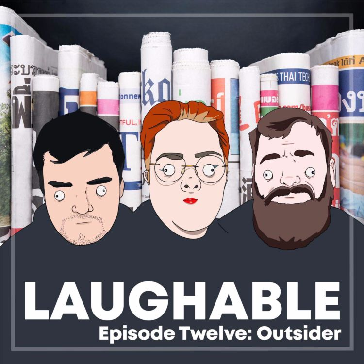 cover art for Episode Twelve: Outsider