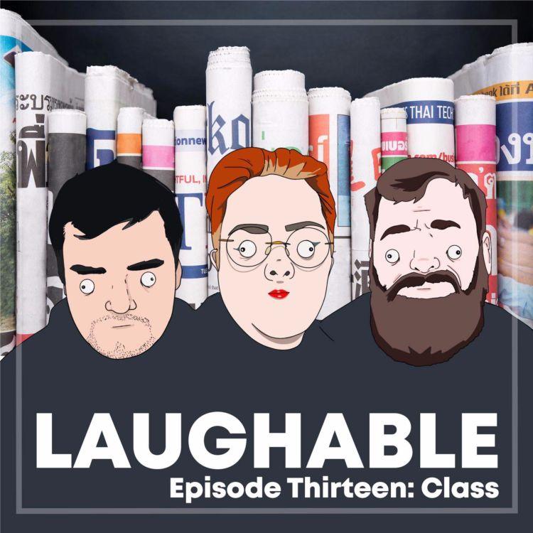 cover art for Episode Thirteen: Class
