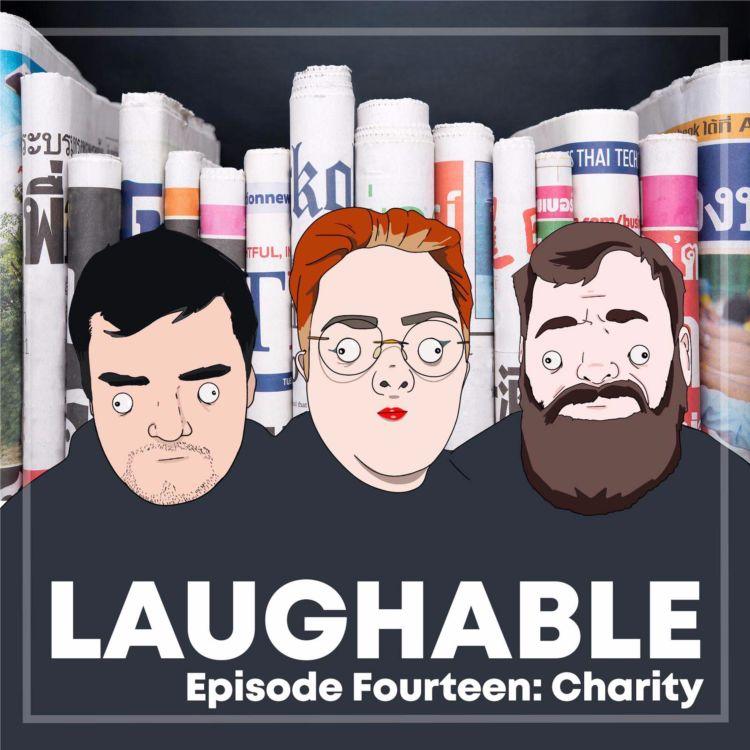 cover art for Episode Fourteen: Charity