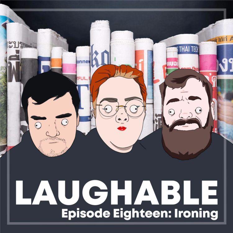 cover art for Episode Eighteen: Ironing