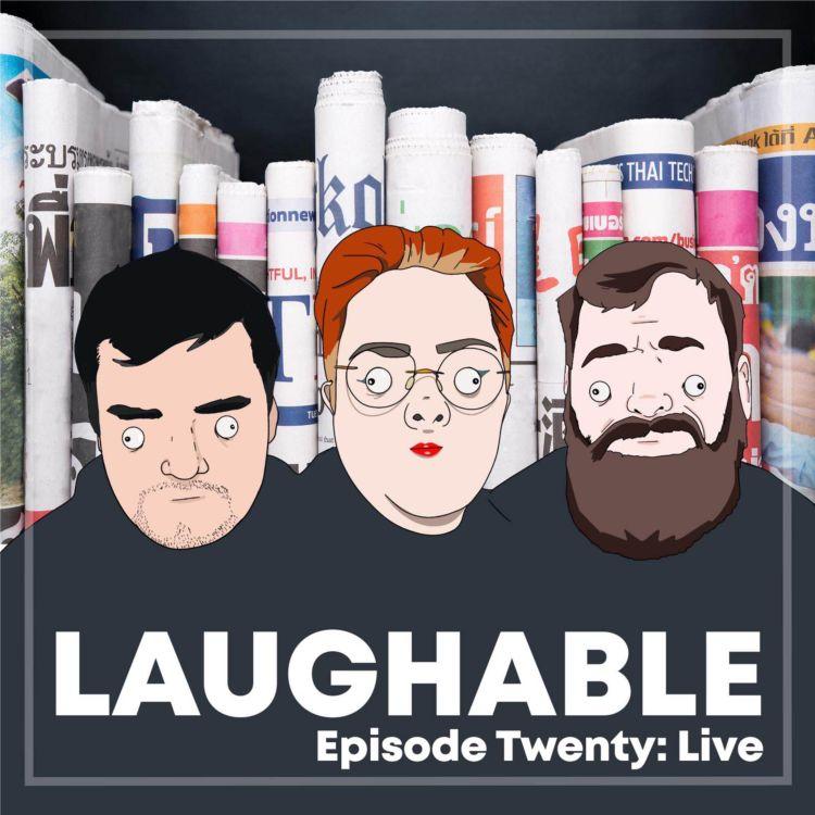 cover art for Episode Twenty: Live