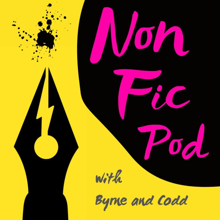 cover art for Coming Soon - NonFicPod