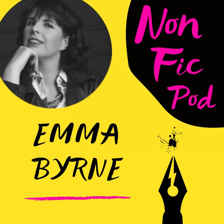 cover art for Emma Byrne - How to Build a Human