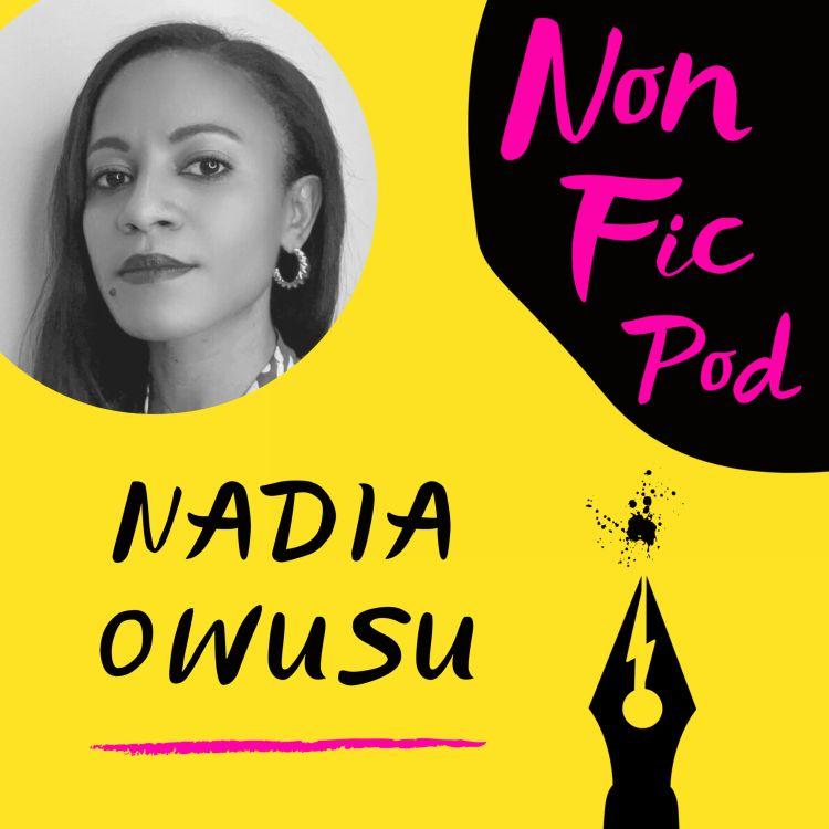cover art for Nadia Owusu - Aftershocks