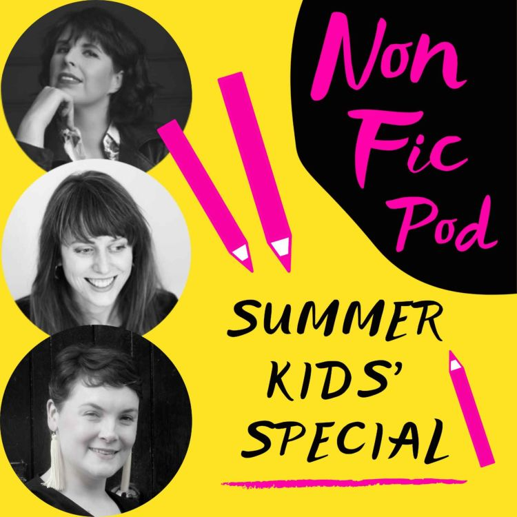 cover art for NonFic Picks for Young Readers: Summer '21