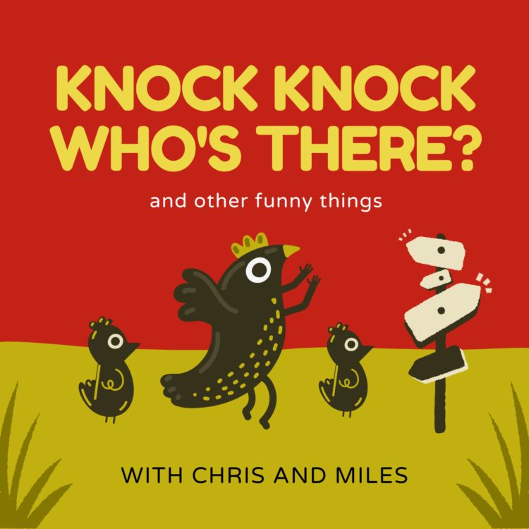 cover art for Knock Knock Who's There? - Trailer