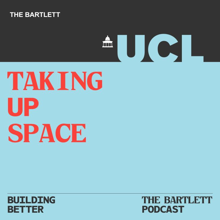 cover art for Taking up space