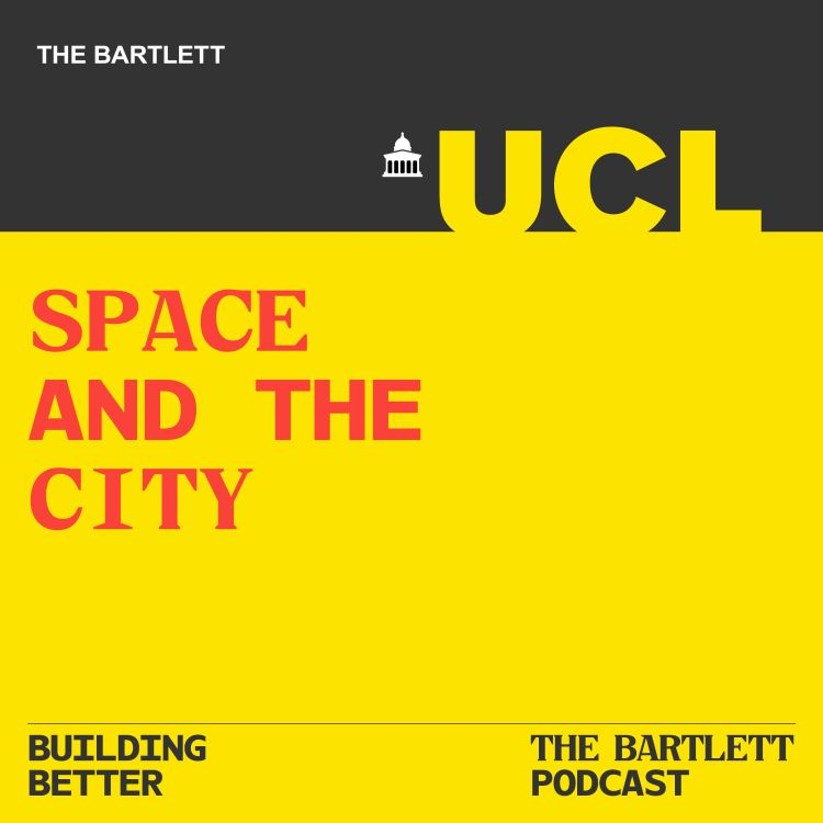 cover art for Space and the city