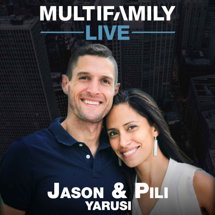 cover art for Massive Multifamily Growth in 18 Months (with Chad King)