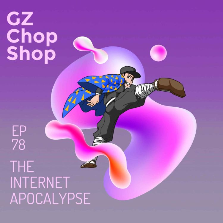 """cover art for The """"Internet Apocalypse"""" is coming"""