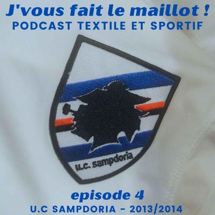 cover art for Episode 4 - U.C Sampdoria - 2013/2014