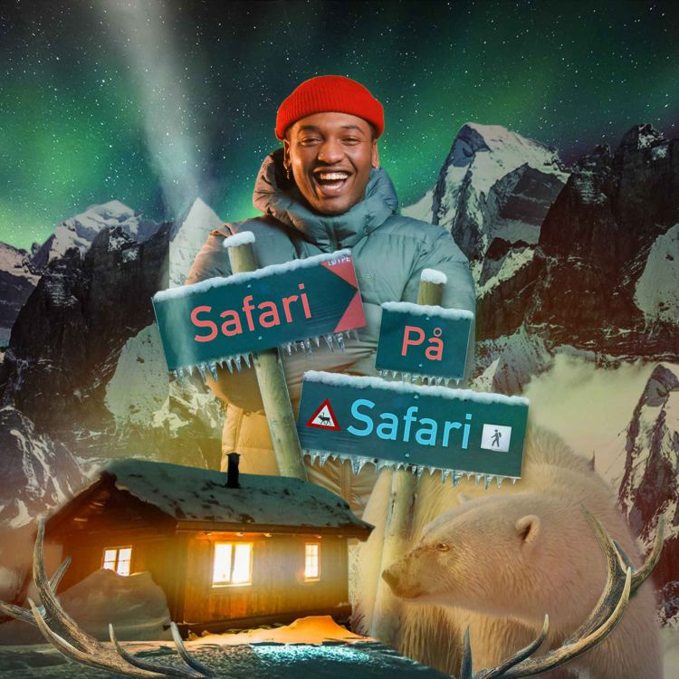 cover art for SPESIAL #7 Drama i passkontrollen på Tromsø Lufthavn