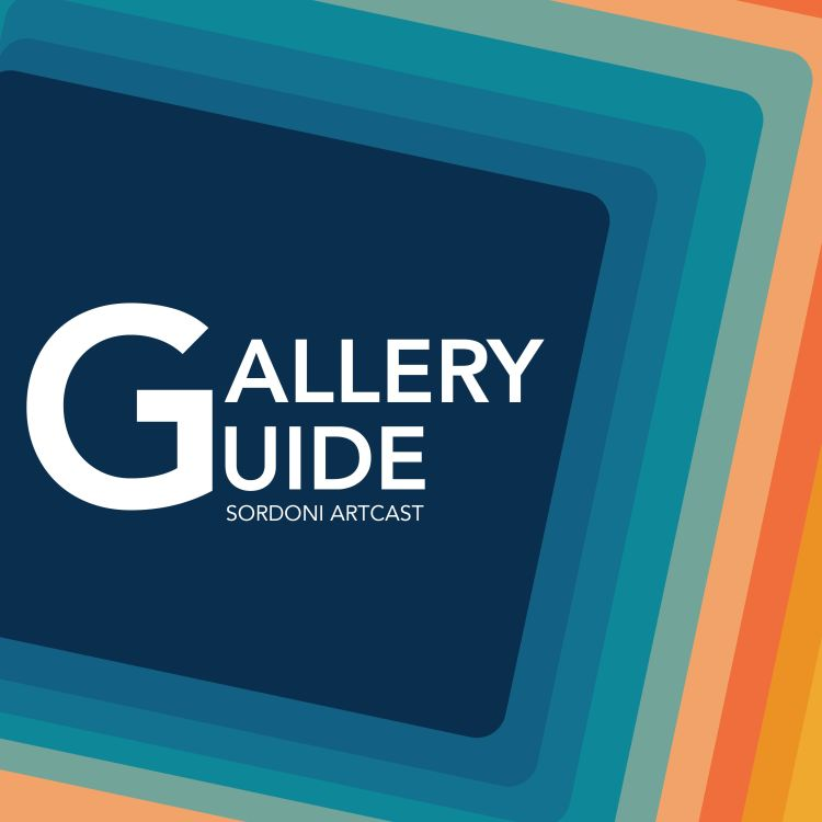 cover art for Gallery Guide: A Sordoni ARTcast with artist Martha Posner