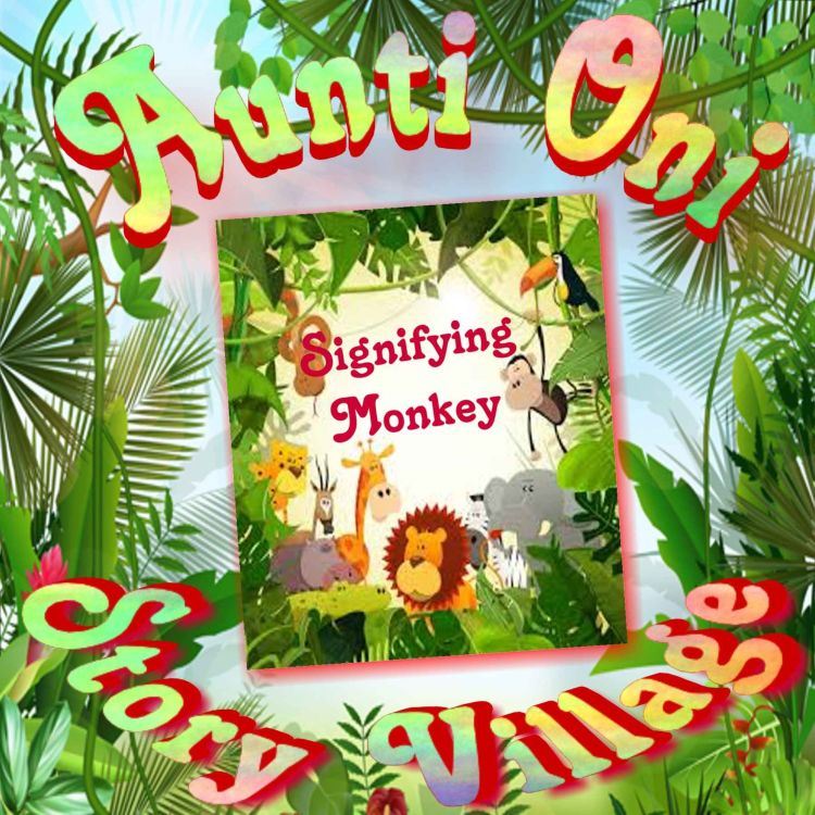 cover art for Signifying Monkey