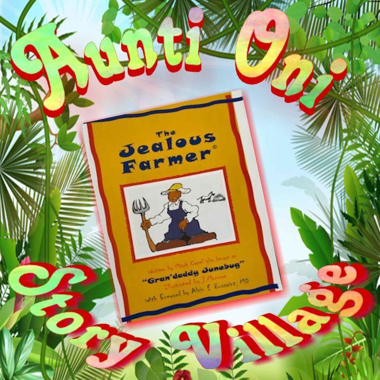 cover art for The Jealous Farmer