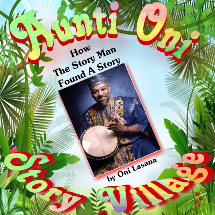 cover art for How The Story Man Found A Story