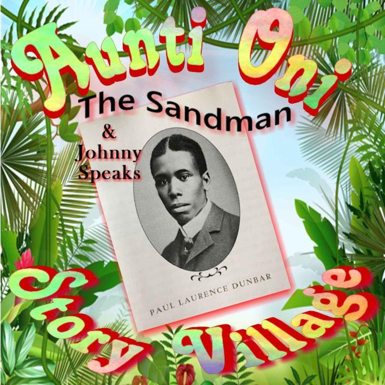 cover art for The Sandman & Johnny Speaks