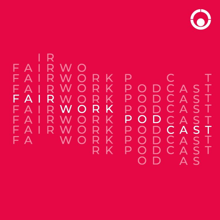 cover art for Introducing the Fairwork Podcast