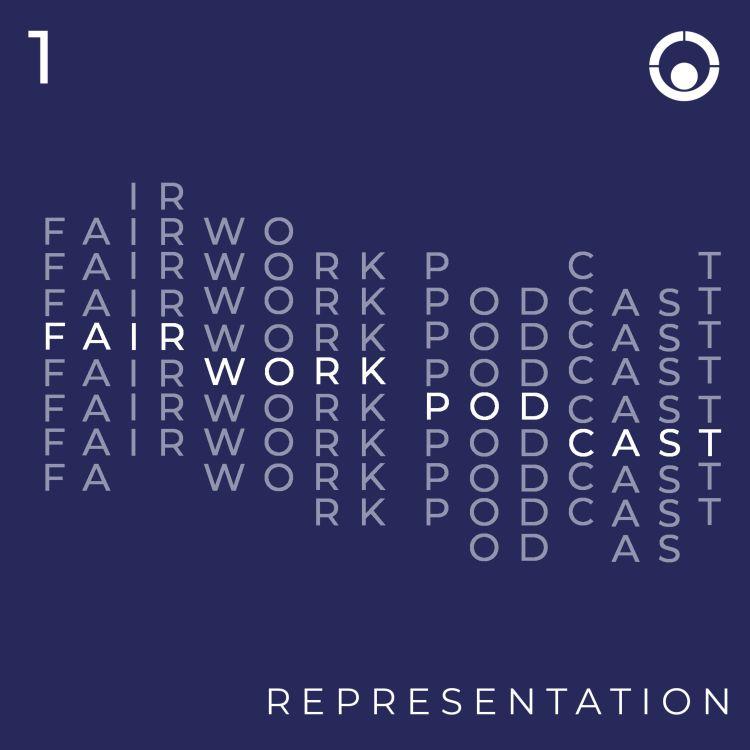 cover art for 001: Representation