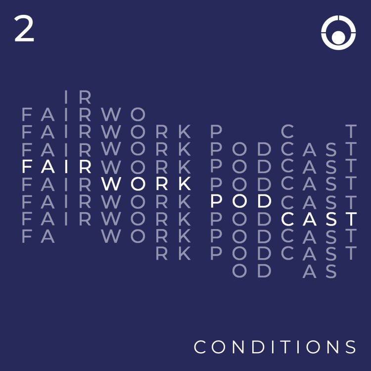 cover art for 002: Conditions