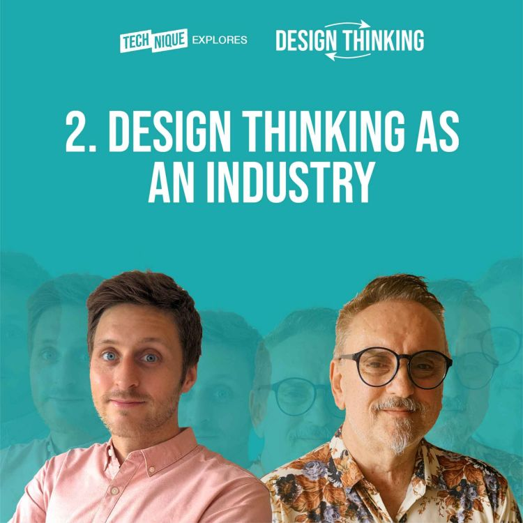 cover art for Design Thinking - Design Thinking as an Industry