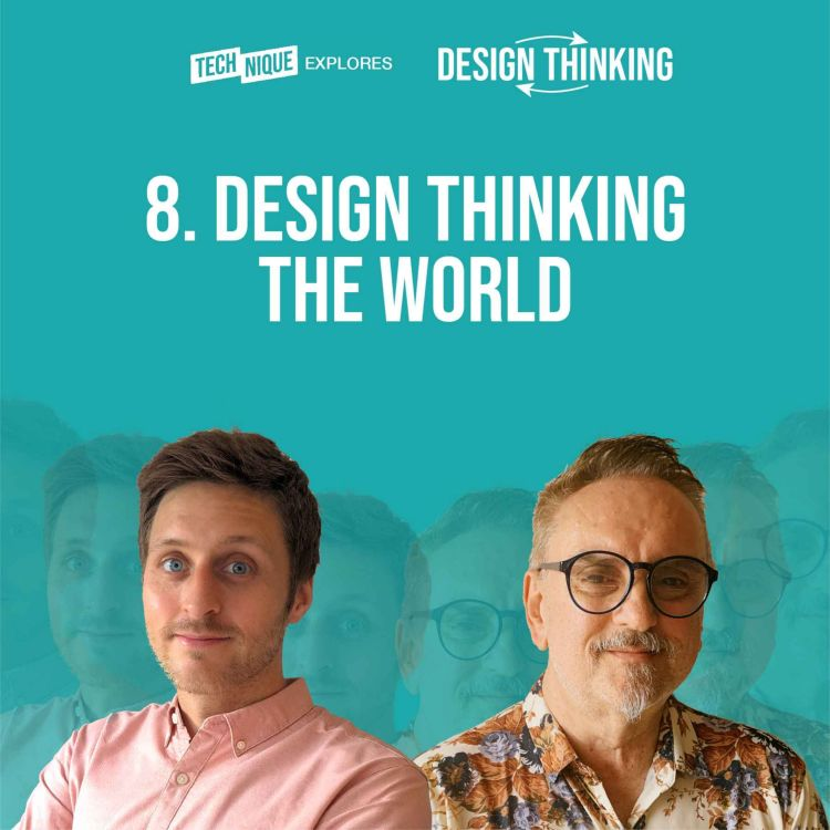 cover art for Design Thinking - Design Thinking the world