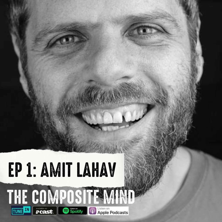 cover art for The Composite Mind: Amit Lahav