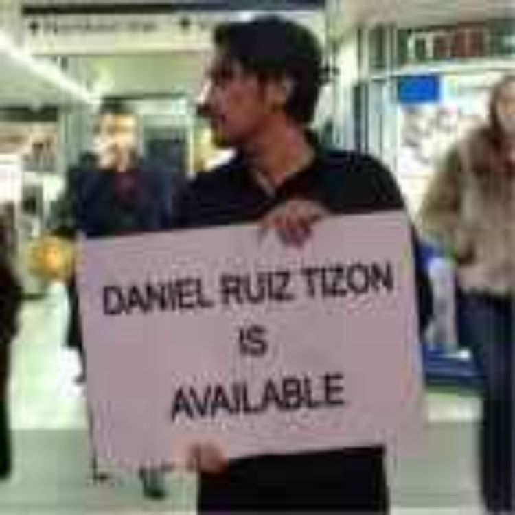 cover art for Daniel Ruiz Tizon is Available Ep 297 Mon 14 Dec 2020
