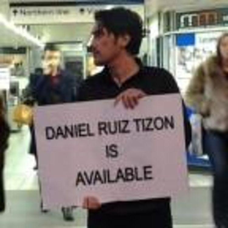 cover art for Daniel Ruiz Tizon is Available Bitesize Fri 5 Dec 2020