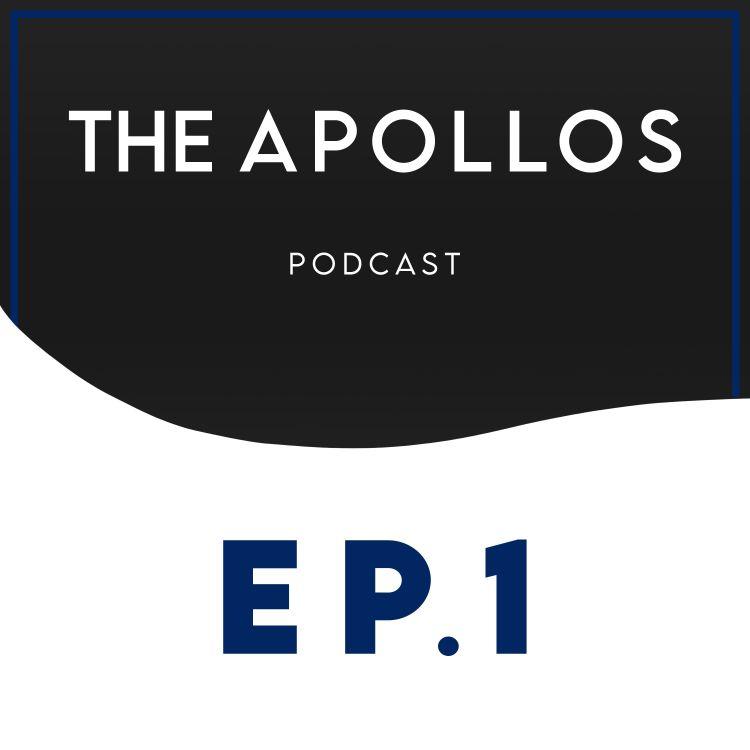 cover art for Podcastavsnitt 1 | Välkomna till The Apollos!