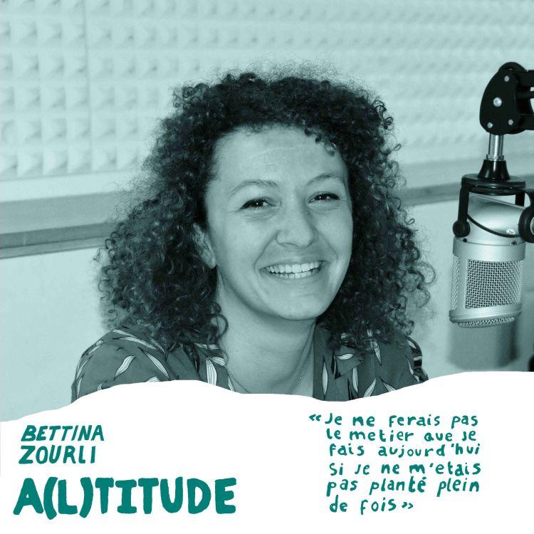 cover art for #4 Bettina : Je ne ferais pas ce métier aujourd'hui si je ne m'étais pas planté plein de fois.