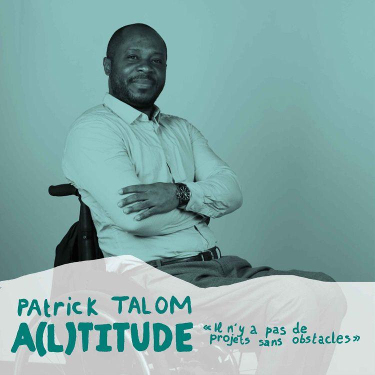 cover art for #8 Patrick : Il n'y a pas de projet sans obstacles