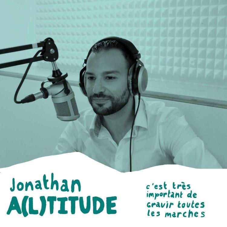 cover art for  #9 Jonathan : C'est très important de gravir toutes les marches