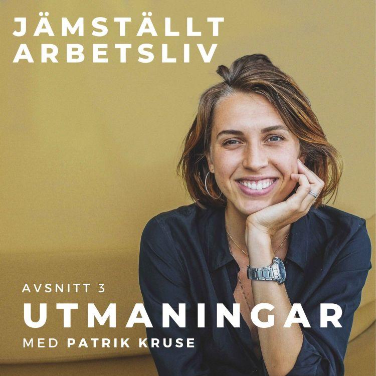 cover art for 3. Utmaningar med Patrik Kruse