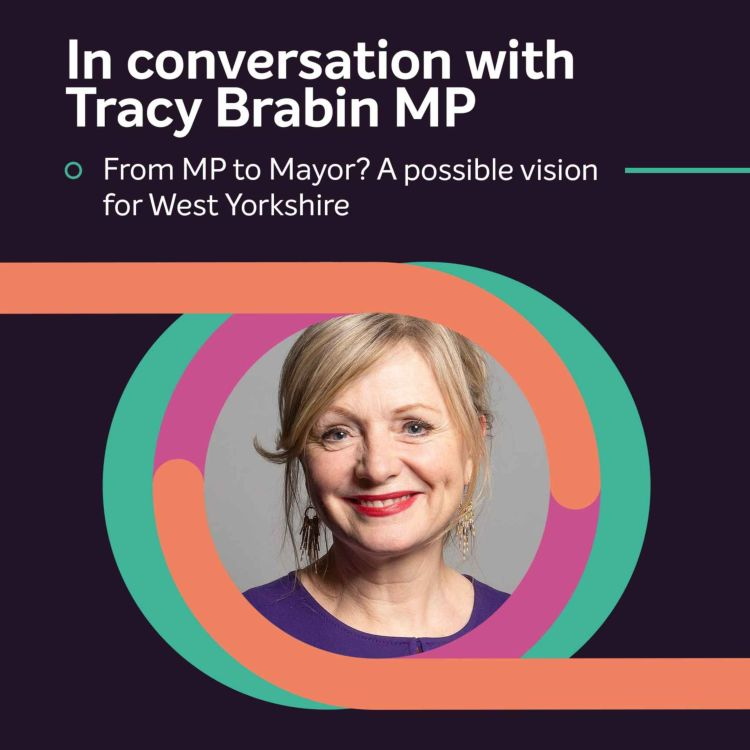 cover art for In conversation with Tracy Brabin MP