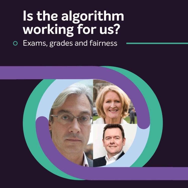 cover art for Is the algorithm working for us?