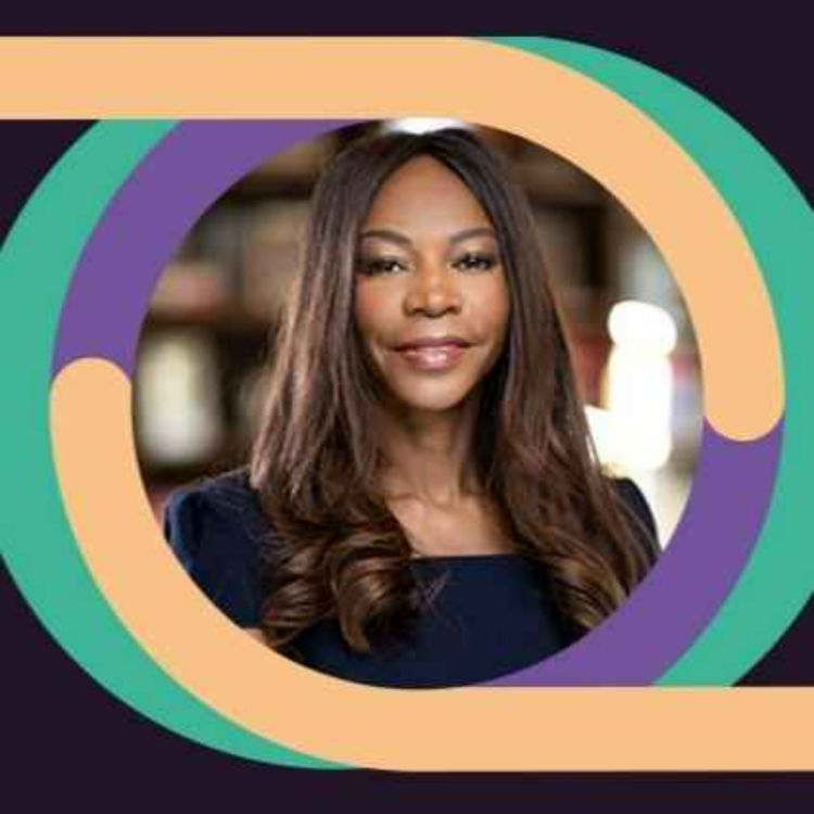 cover art for In-conversation with Dambisa Moyo.