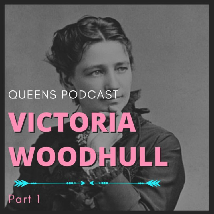 cover art for Victoria Woodhull