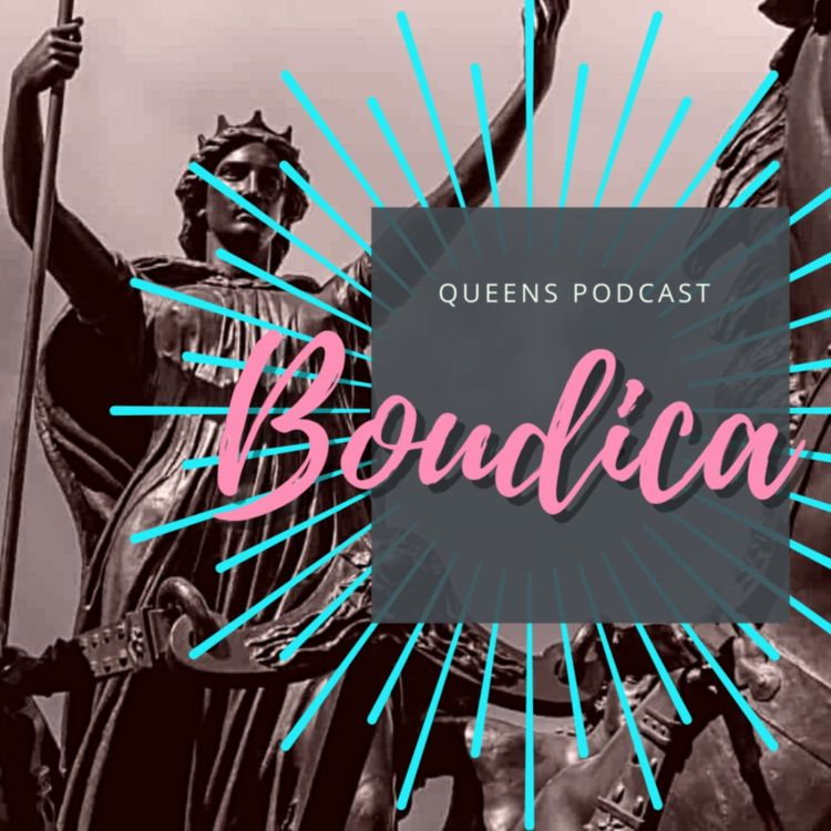 cover art for Boudica