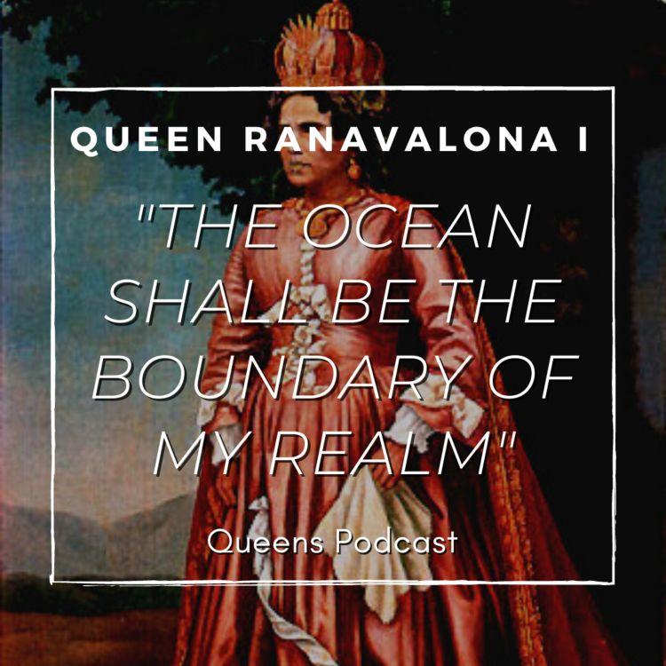 cover art for Ranavalona