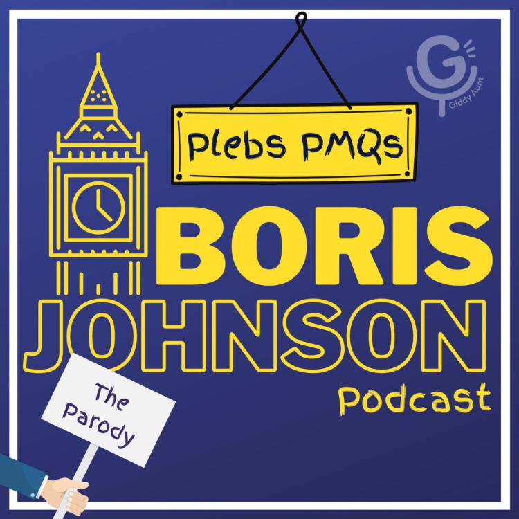 cover art for Plebs PMQs #10 (with Lindsay Hoyle)