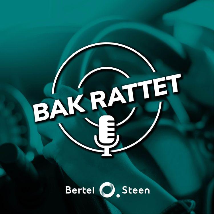 cover art for Bak Rattet med Atle Gulbrandsen